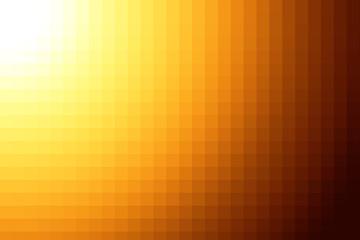 ゴールドのグラデーション