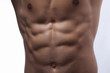 Six packs, muscle male's abs
