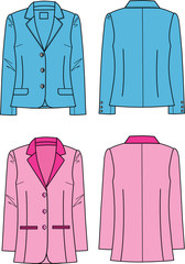 jackets for young women