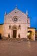 Umbria, Norcia, Basilica di S. Benedetto
