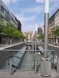 Hannover, Passerelle, Hauptbahnhof, Innenstadt