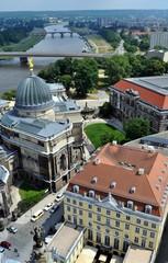 Dresda dalla cupola della Frauenkirche _06