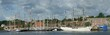 Kiel Blücherbrücke Panorama