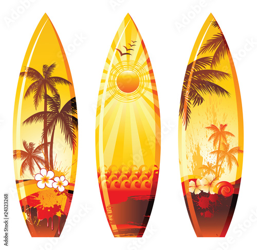 3 surf boards - 24323268