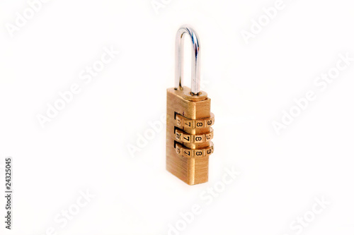 Combination Lock 2 Poster