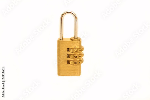 Poster Combination Lock 3