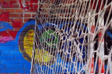 Fußball - Vergessener Fussballplatz