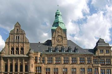 Historische Rathaus Recklinghausen ( Ruhrgebiet )