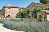 Fototapety Picturesque nook of Tuscany