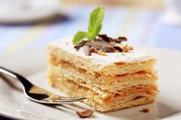 Dessert - Millefoglie