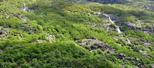 Tessin...versant sud des alpes