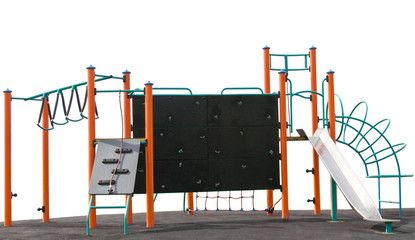 Childrens Climbing Frame