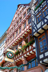 Römerberg - Frankfurt am Main, Germany