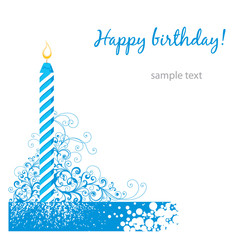 Happy birhtday card