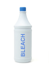 Bottle of bleach