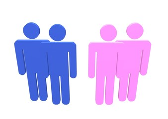 Gay Lesbian couples