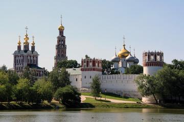 Nowodewitschi-Kloster (Neujungfrauenkloster) in Moskau
