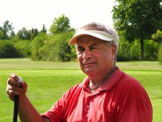 Seniorensport Golf