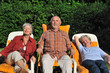Three Seniors Enjoying the Summer 3