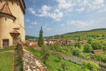 villaggio e campagna