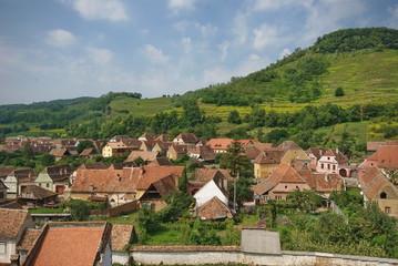 villaggio di Biertan
