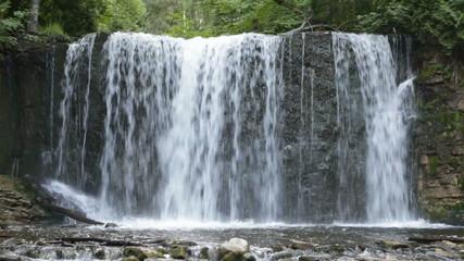 Hoggs Falls, Ontario, Canada