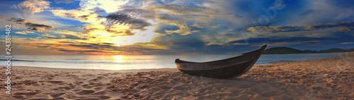 Beach panorama - 24381482
