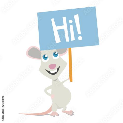 mouse mascot