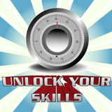 Unlock your skills poster