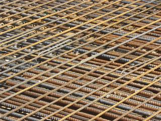 Bewehrungsstahl für tragfähige Stahlbetonflächen