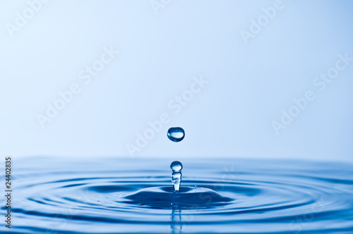 Leinwandbild Motiv Giochi d'acqua