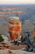 Rock Pedestal near Monument Valley