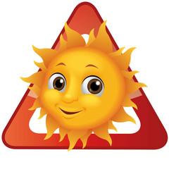 danger soleil
