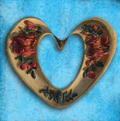 fondo marco corazon