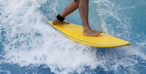 Wassersport surfen