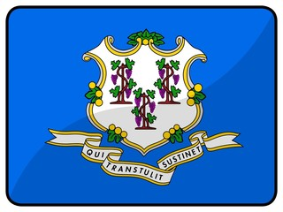 drapeau connecticut flag