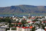 Fototapety Reykjavik