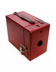 The Red Leather Camera