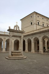 Abbey Montecassino
