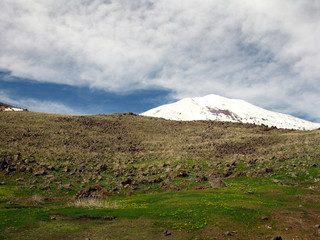 mount ararat in may