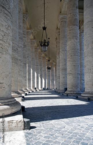 Saint Peter's columns