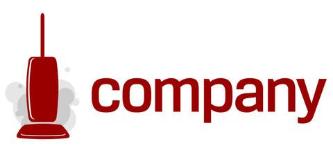 Vacuum cleaner logo