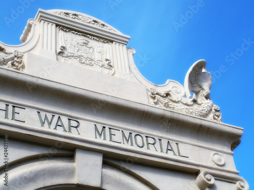 The War Memorial - Waikiki, Honolulu, Oahu, Hawaii