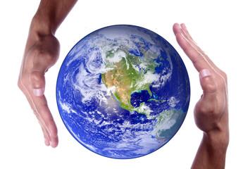 earth image used courtesy of NASA visible earth