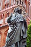 Nicolaus Copernicus monument in Torun