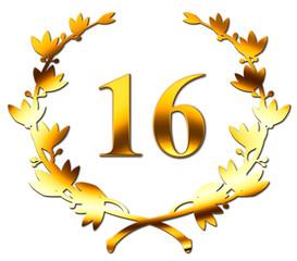 Jubiläumskranz 16
