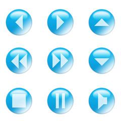Buttons Steuerung