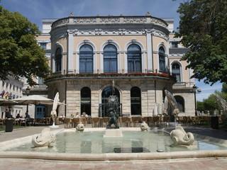 Palacete en Burgos