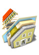 Haus-Isolierung