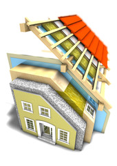 Haus-Sanierung